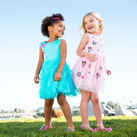 Image of Ariel Dress for Girls # 2