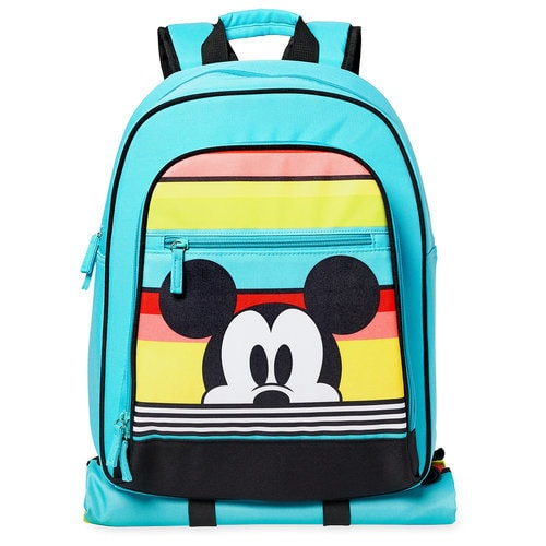 Mickey Mouse Summer Fun Backpack With Picnic Mat Shopdisney