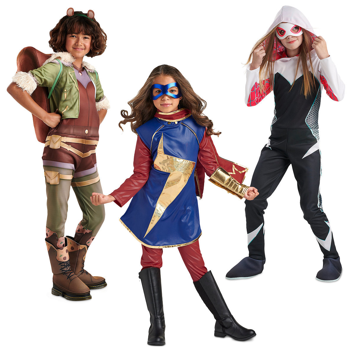 3ba62dd0f33a2 Product Image of Marvel Rising Costume Collection for Kids # 1