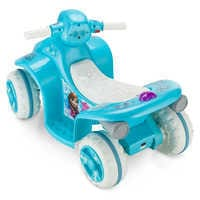 Image of Frozen Electric Ride-On Quad # 4