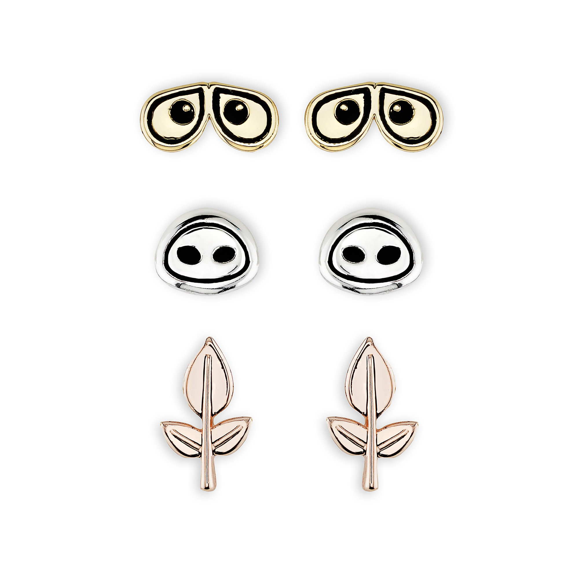 WALL•E and EVE Earring Set