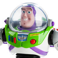 Image of Buzz Lightyear Interactive Talking Action Figure - 12'' # 7
