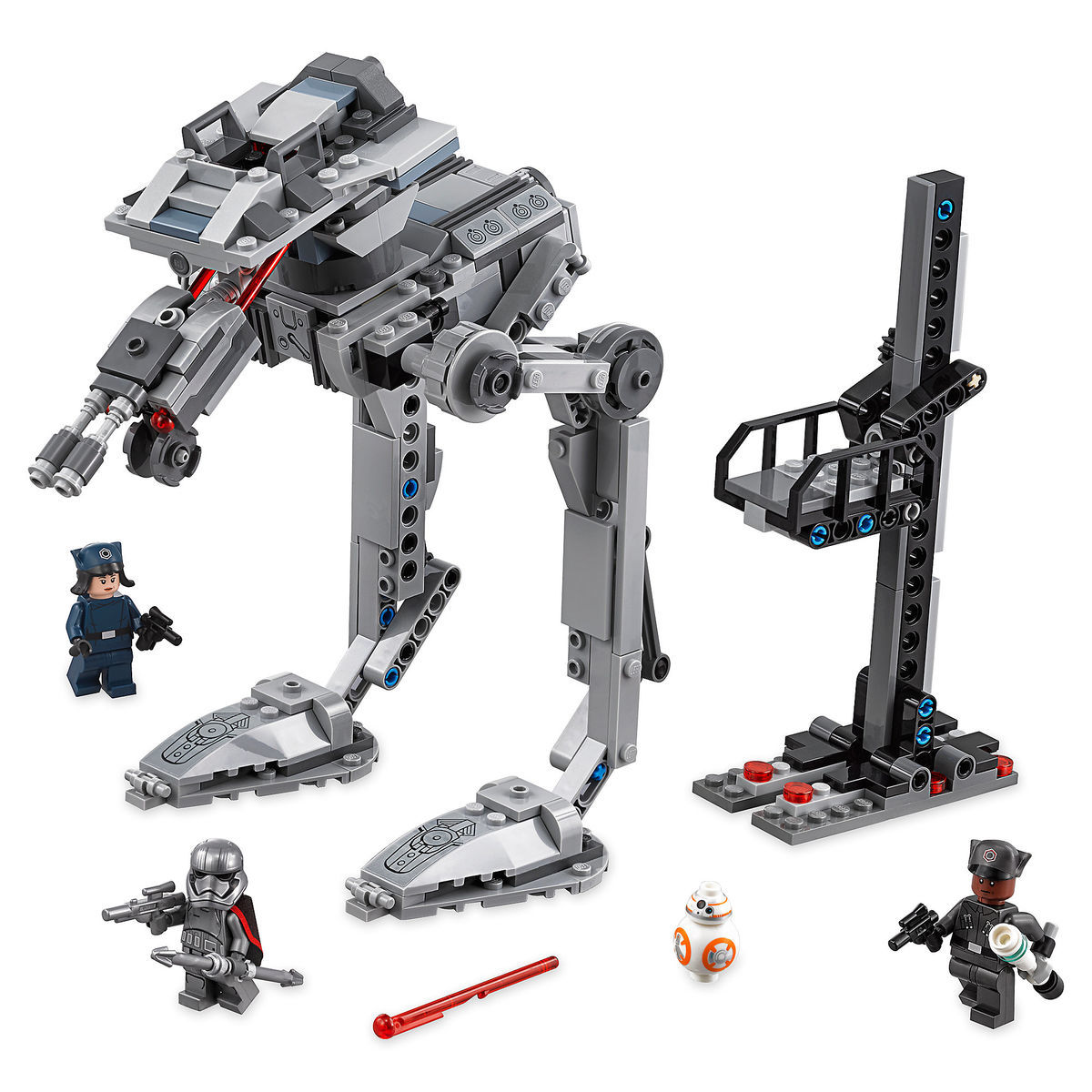 Product Image of First Order AT-ST Playset by LEGO - Star Wars  The 86ed4ca2a3
