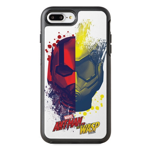Ant-Man and the Wasp: Split Helmet Graphic OtterBox Symmetry iPhone 8 Plus/7 Plus Case - Customizable