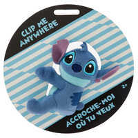 Image of Stitch Plush Clip-On - Micro # 3