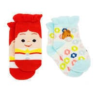 Image of Jessie and Bullseye Socks Set for Baby - Toy Story # 1