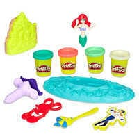 Image of Ariel Undersea Wedding Play-Doh Set # 1