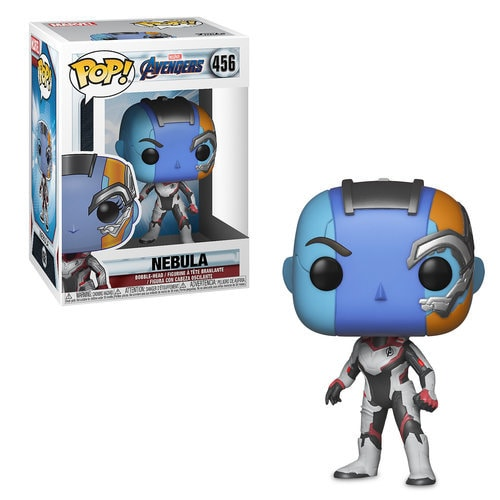 Nebula Pop! Vinyl Bobble-Head Figure by Funko - Marvel's Avengers: Endgame