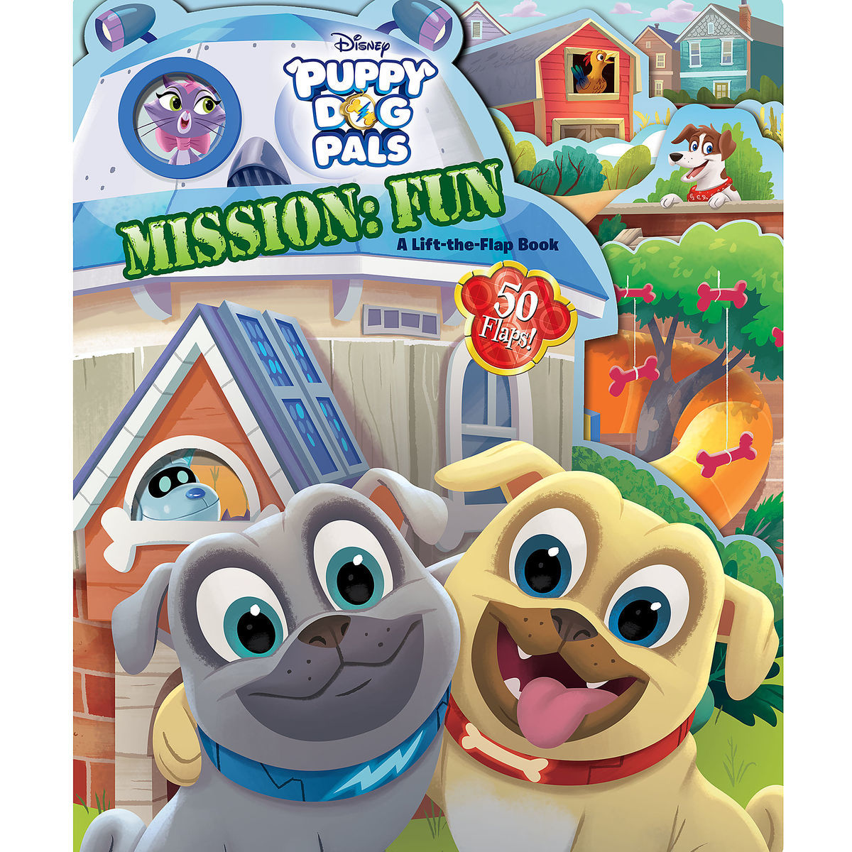 Product Image of Puppy Dog Pals Mission  Fun Book   1 25ce1f2c3ffa2