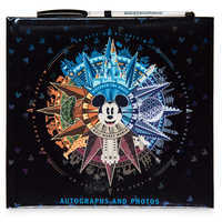 Image of Mickey Mouse Autograph Book - Walt Disney World # 1