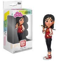 Image of Mulan Rock Candy Vinyl Figure by Funko - Ralph Breaks the Internet # 1