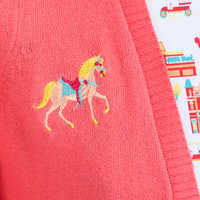 Image of Main Street, U.S.A Dress & Sweater Set for Women by Her Universe # 5