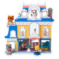 Image of The Aristocats Mansion Deluxe Playset - Furrytale friends # 1