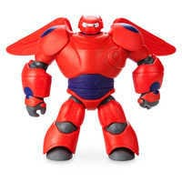 Image of Baymax Action Figure - Big Hero 6 - Disney Toybox # 1