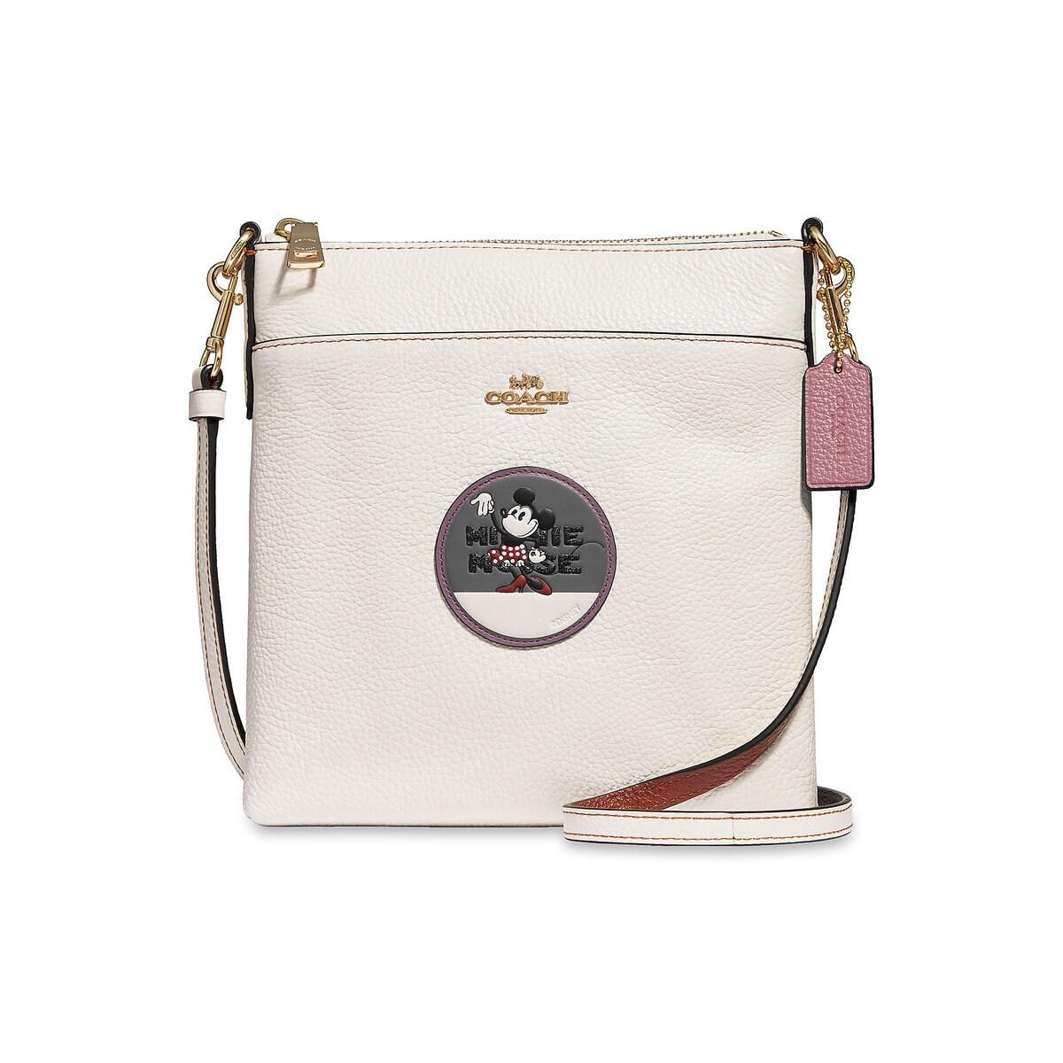 super popular f294e f509f Minnie Mouse Crossbody Bag by COACH