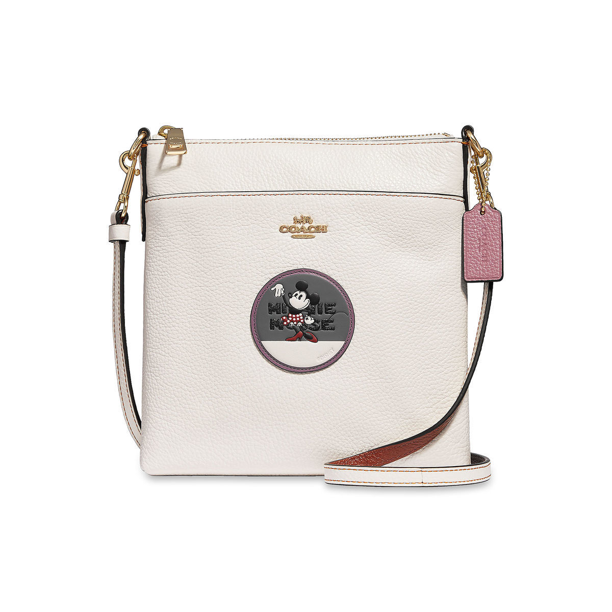 Product Image of Minnie Mouse Crossbody Bag by COACH # 1