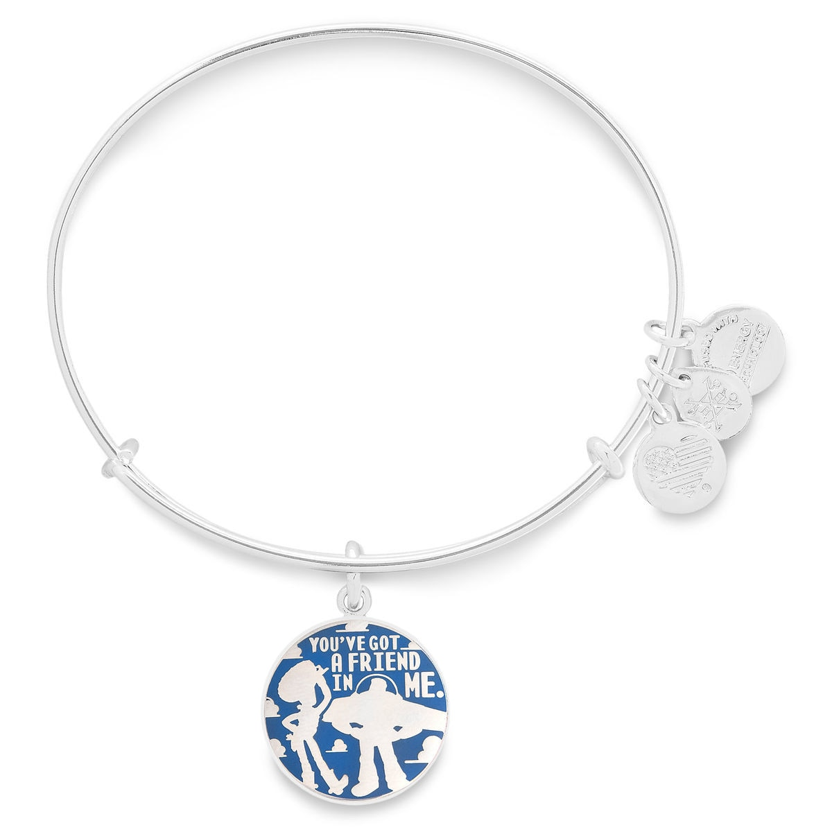 Product Image Of Toy Story Bangle By Alex And Ani 1