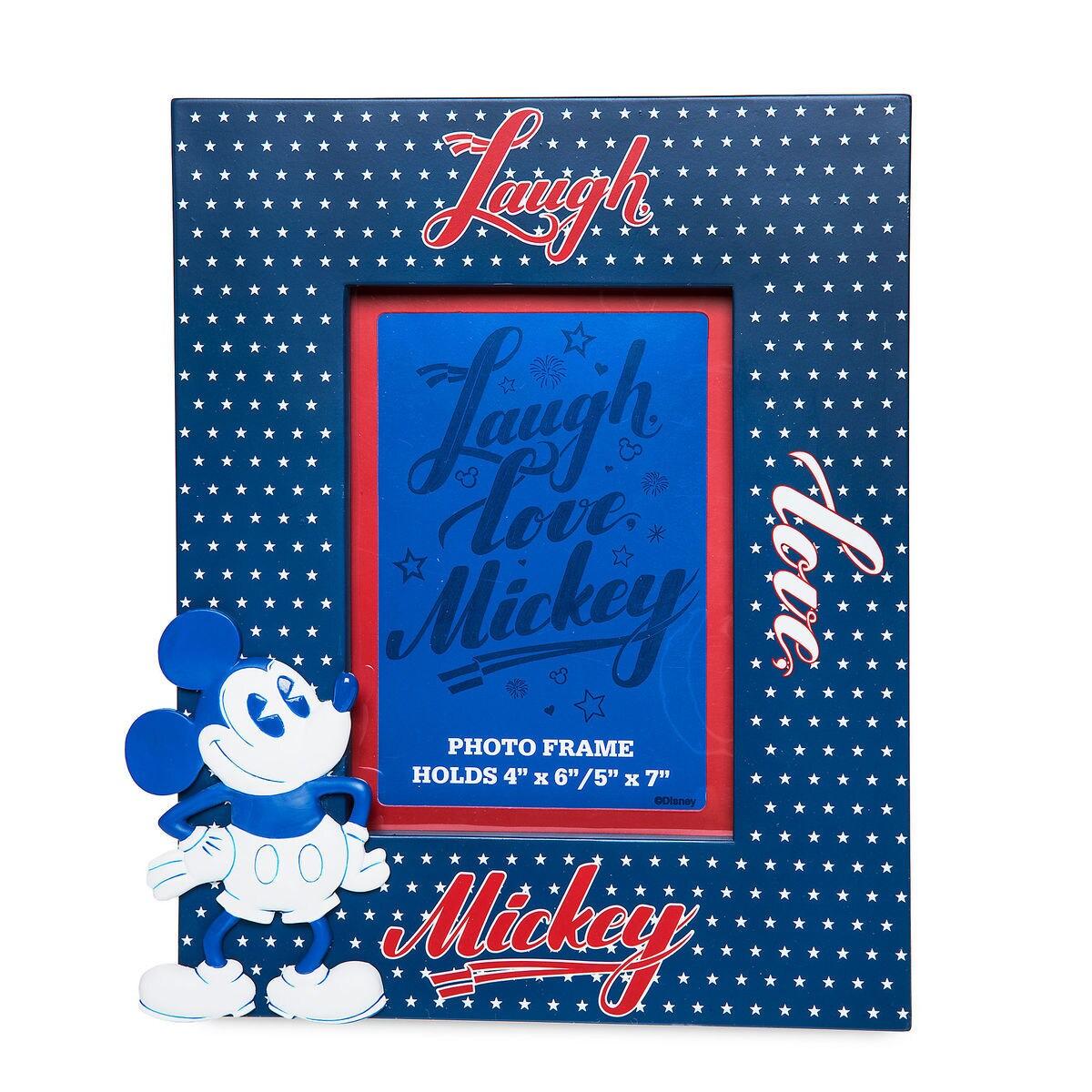Mickey Mouse Americana Photo Frame - 4\'\' x 6\'\' or 5\'\' x 7\'\' | shopDisney