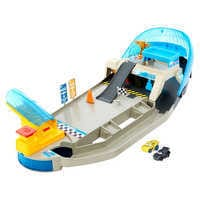 Image of Cars Rollin' Raceway Playset by Mattel # 1