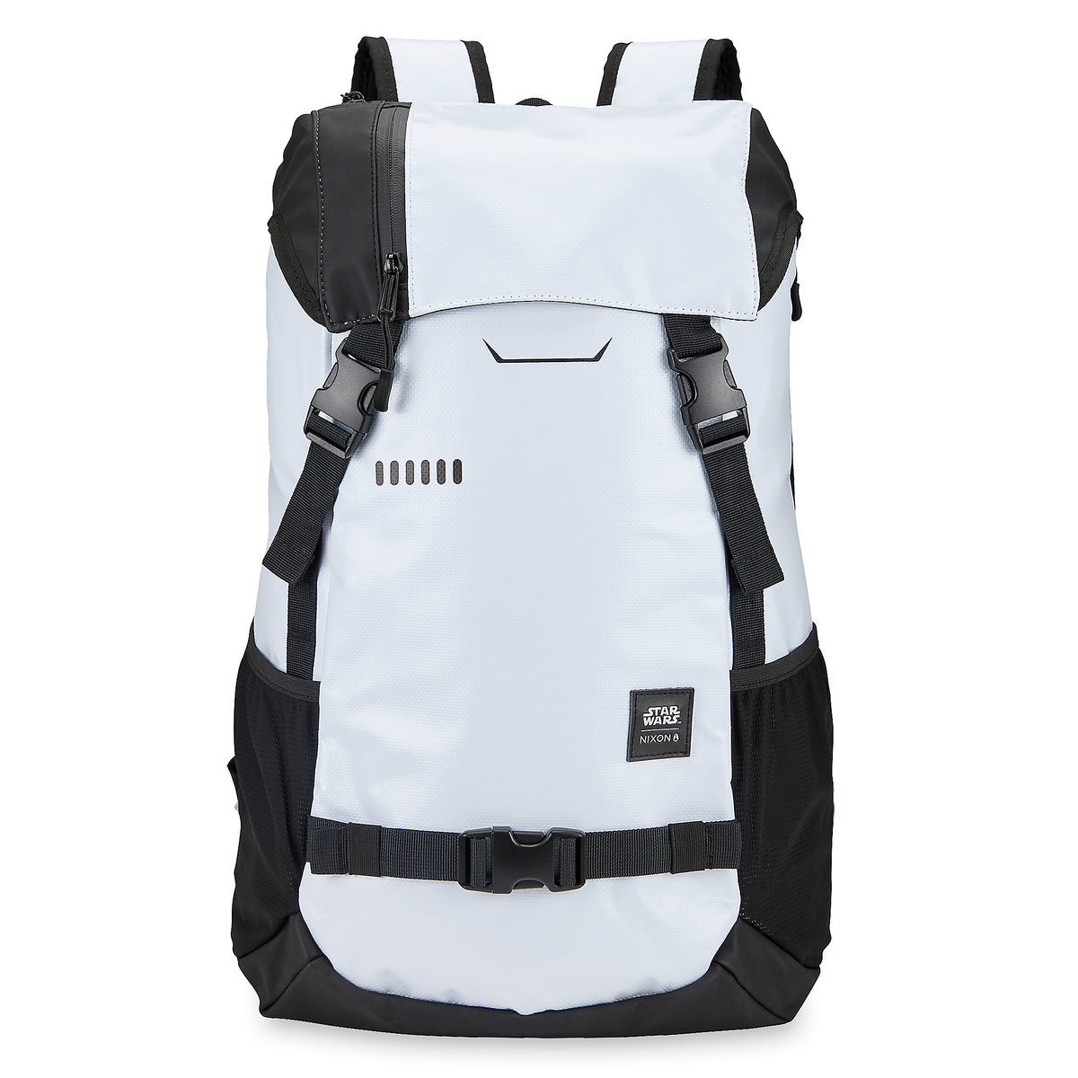Product Image Of Stormtrooper Executioner Landlock Backpack By Nixon Star Wars The Last Jedi
