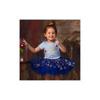 Image of Beauty and the Beast Skirt Set - Tutu Couture - Girls # 5