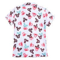 Image of Mickey and Minnie Mouse Donut Pajama Set for Women # 3