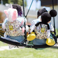 Image of Mickey Mouse and Friends Sunday Funnies Doll Carrier by LÍLLÉbaby # 6
