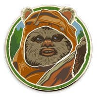 Image of Return of the Jedi 35th Anniversary Mystery Pin # 3