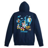 Image of Mickey Mouse and Friends Hoodie for Adults - Disneyland 2019 # 2