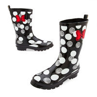 Minnie Mouse Rain Boots for Women
