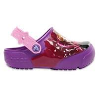Anna and Elsa Crocs™ Light-Up Clogs for Girls