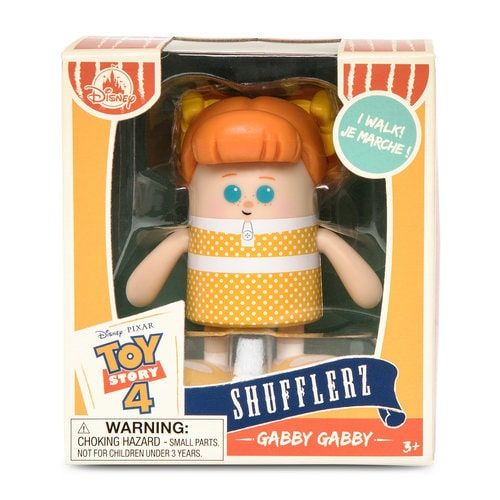 Gabby Gabby Shufflerz Walking Figure - Toy Story 4