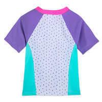 Image of Ariel Rash Guard Swimsuit for Girls # 5