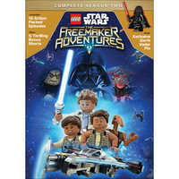 Image of LEGO Star Wars: The Freemaker Adventures Season Two DVD # 1