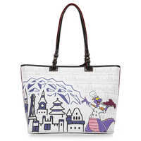 Image of Epcot International Food & Wine Festival 2018 Tote Bag by Dooney & Bourke # 4