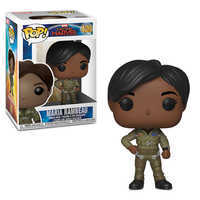 Image of Maria Rambeau Pop! Vinyl Bobble-Head Figure by Funko - Marvel's Captain Marvel # 1