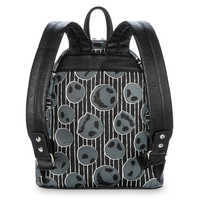 Image of Jack Skellington Mini Backpack by Loungefly # 2