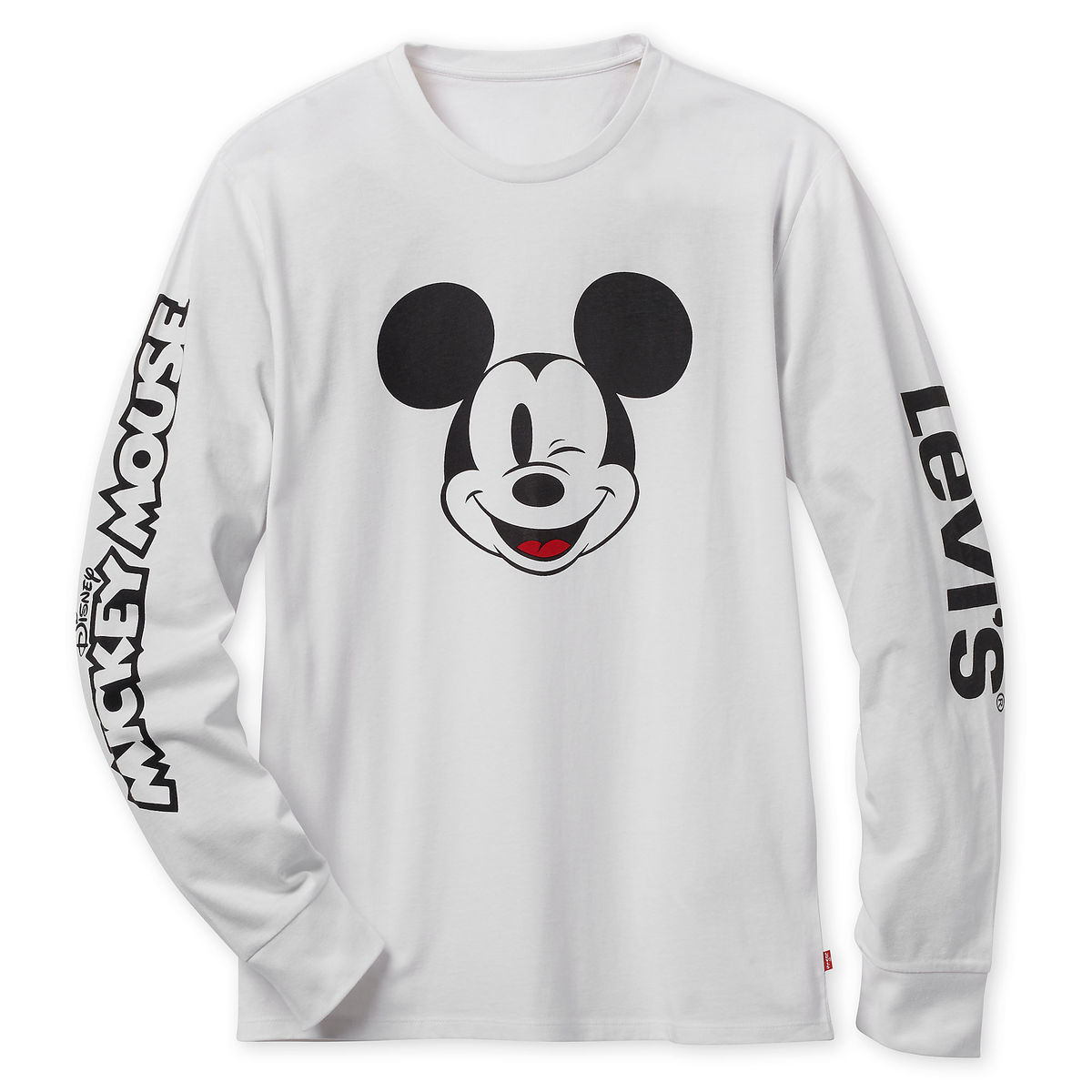 a3006213d19 Product Image of Mickey Mouse Long Sleeve T-Shirt for Men by Levi s   1