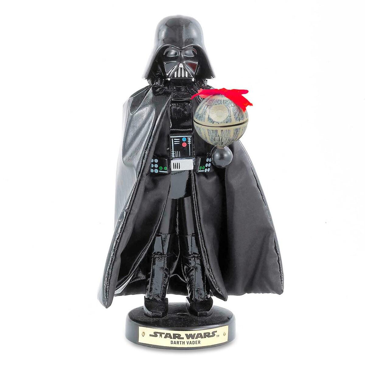 Darth Vader Nutcracker  10''