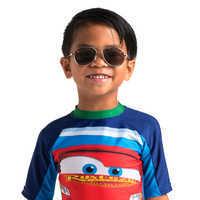 Image of Lightning McQueen Sunglasses for Kids # 2