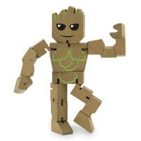 Image of Groot Wood Warriors Figure # 1