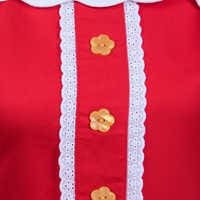 Image of Minnie Mouse Signature Apron for Adults - Personalizable # 3