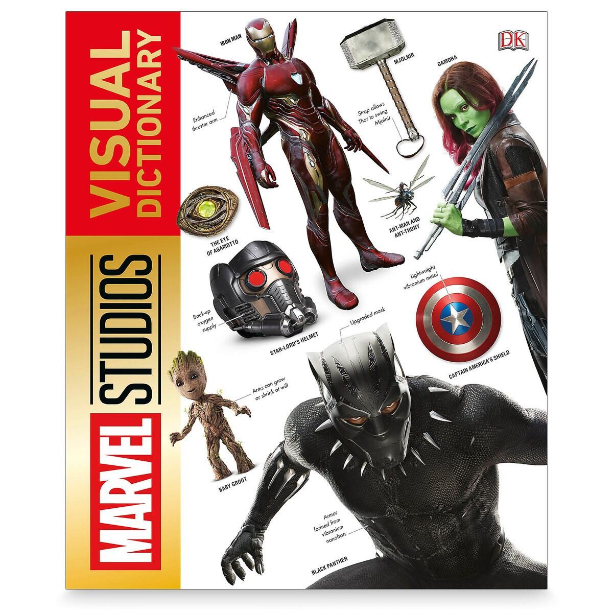 7f56f9cc50e Product Image of Marvel Studios  Visual Dictionary   1