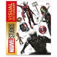 Image of Marvel Studios: Visual Dictionary # 1