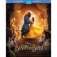 Image of Beauty and the Beast - Live Action Film - Blu-ray Combo Pack # 1