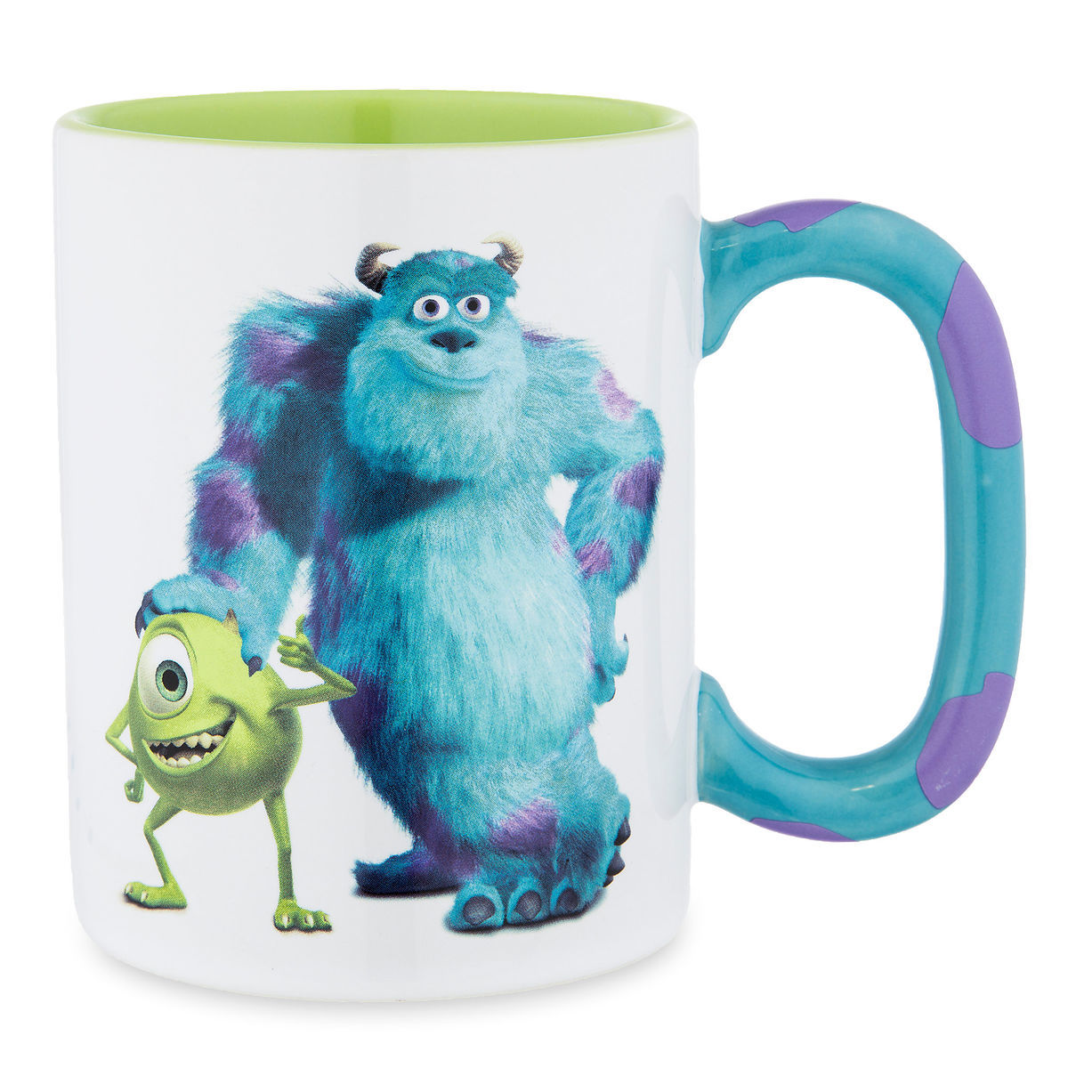 Product Image of Mike Wazowski and Sulley Mug - Monsters 91fd0279c297