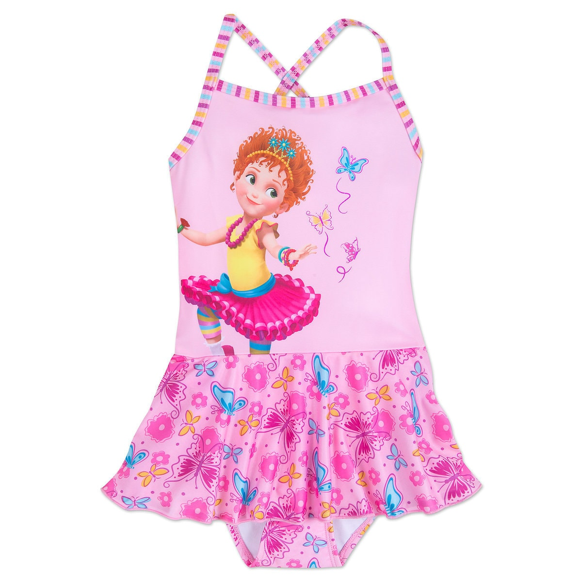 ef1df2f9a666 Product Image of Fancy Nancy Swimsuit for Girls # 1