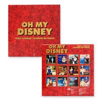 Image of Disney Prince Wall Calendar - Oh My Disney # 1