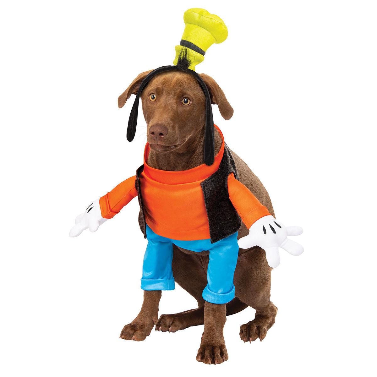 Goofy Pet Costume By Rubies Shopdisney