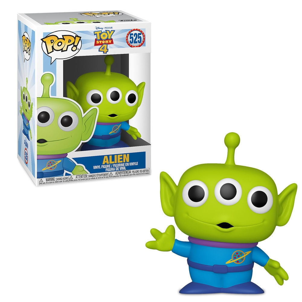 Alien Pop! Vinyl Figure by Funko - Toy Story 4 Official shopDisney